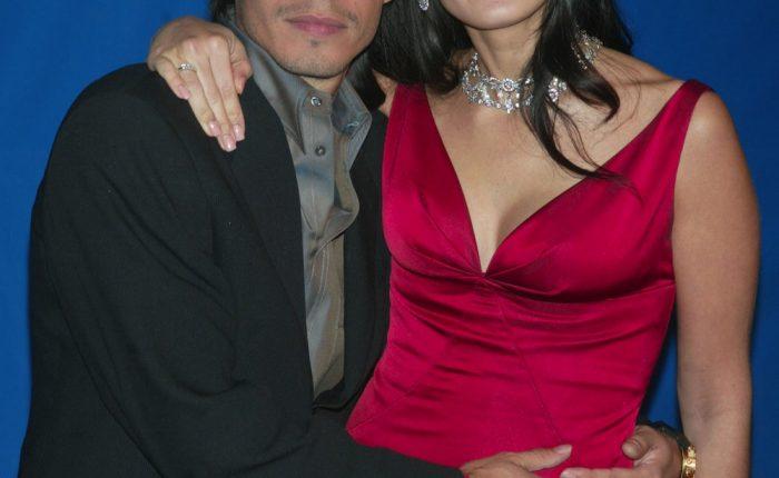 Marc Anthony and wife Dayanara Torres  (Photo by Jim Spellman/WireImage)