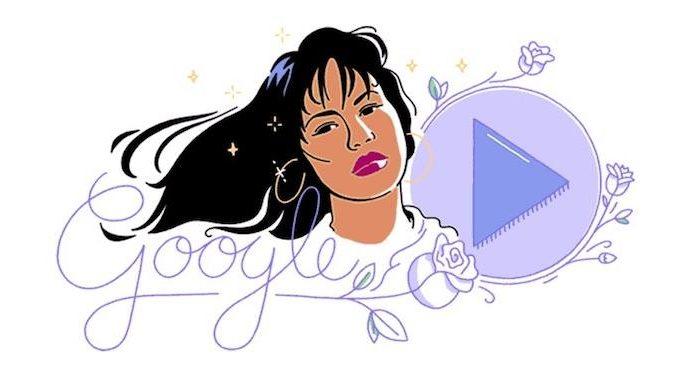 Selena-Google-Doodle-